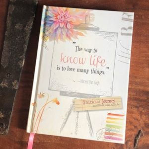 Journal: Gracious Journey Guided Journal CR Gibson